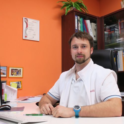 MUDr. Michal Procházka